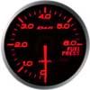 Defi BF Fuel Pressure Gauge (AMBER)