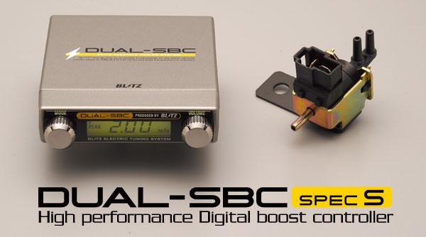 Blitz Dual SBC (Spec S) Boost Controller