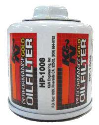 K&N Performance Gold Oil Filter for 02+ WRX & 04+ STi