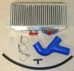 Turbo XS Top Mount Intercooler for 2002+ Subaru WRX