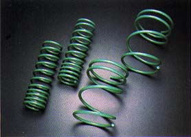 Tien S Tech Springs for 2002-07 Subaru WRX