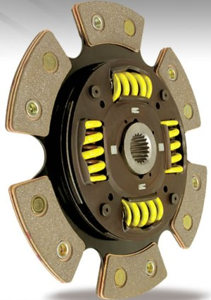ACT G6 Sprung Center Clutch Kit for the Subaru WRX and STi
