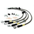 StopTech Stainless Steel Brake Lines For 2002+ WRX (NOT STI)