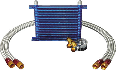 Greddy GREX 13 Row Oil Cooler Kit