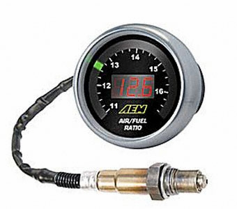 AEM Wideband UEGO Sensor and Gauge
