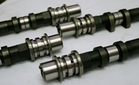 GSC Power-Division S1 Camshaft set for the EJ257 and EJ255 WRX and STi with inlet AVCS