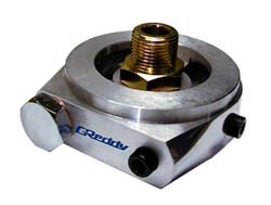 Greddy Oil Block Adapter UNIVERSAL
