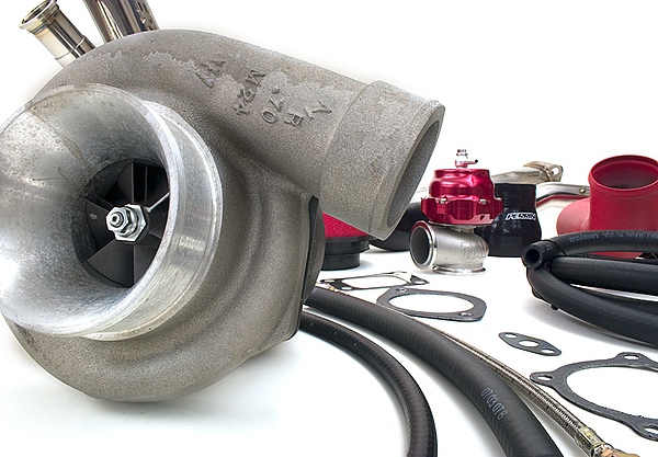 Perrin GT3582 Rotated Mount Turbo Kit