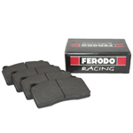 Ferodo DS3000 Front Pads For 04-07 STi