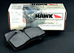 Hawk HT-10 Rear Pads for 04-07 STi