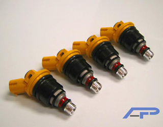 Agency Power 816cc Side Feed Injectors for 04-06 STi