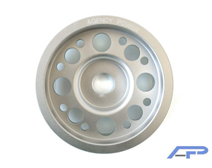 Agency Power Light Weight Crank Pulley for 02+ WRX/STi