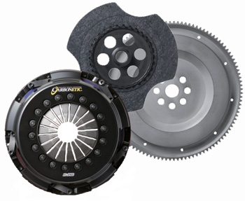 Carbonetic Sigle Carbon Clutch kit For 6 speed STi