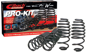 Eibach Pro kit for 08 WRX